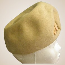 Classy 1940s Cathay of California Hat