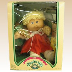 1985 Cabbage Patch Kid Doll NRFB
