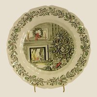Johnson Brothers Merry Christmas Dinner Plates