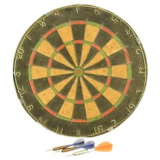 Great Old Winmau Dart Board