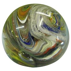 Studio Art Glass Paperweight