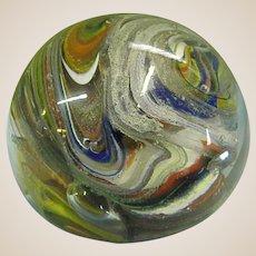 Studio Art Glass Paperweight
