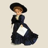 Madame Alexander Cissette Gibson Girl Doll of the Decades