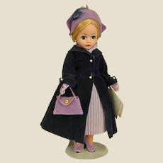 Madame Alexander Cissette 1940 Parisian Chic Doll of the Decades