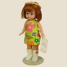 Madame Alexander Maggie Mix-up 1960 Flower Child Doll of the Decades