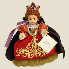 Darling 1990s Madame Alexander Queen Elizabeth I Wendy