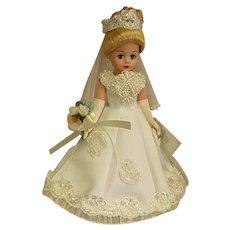 Gorgeous Madame Alexander Cissette Contemporary Bride