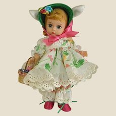 1998 75th Anniversary Madame Alexander Easter Wendy