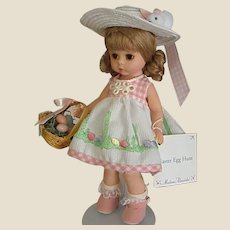 ON HOLD FOR JPS - Not for sale at this time - 1995 Easter Egg Hunt Wendy Madame Alexander Doll