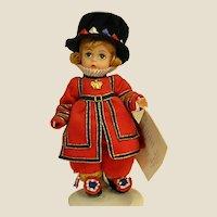 Darling Madame Alexander England-Beefeater Wendy