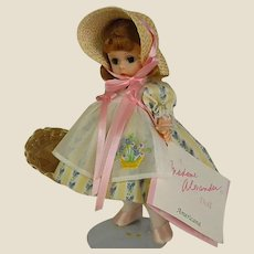 1995 Easter Bonnet Wendy Madame Alexander Doll