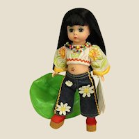 NRFB Madame Alexander Wendy 1970 Groovy Girl Wendy Doll of the Decades