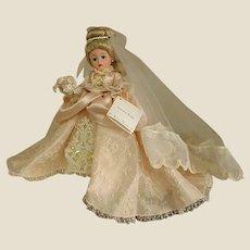 Gorgeous Madame Alexander Cissette Rococo Bride