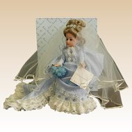 Beautiful Madame Alexander Victorian Bride Cissette