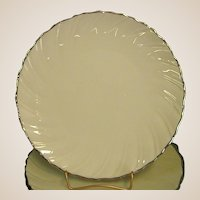 Classic Lenox China Weatherly Salad Plates