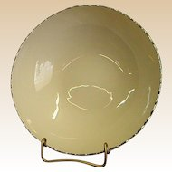 Classic Lenox China Weatherly Round Vegetable Bowl
