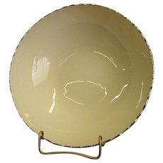 Classic Lenox China Weatherly Round Vegetable Bowl