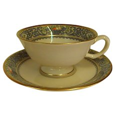 Gorgeous Lenox Autumn Cups and Saucers