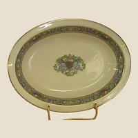 Gorgeous Lenox Autumn Oval Serving Bowl