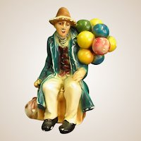 1940s Robia Ware Balloon Man