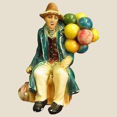 1940s Robia Ware Balloon Man