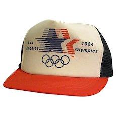 1984 Los Angeles Summer Olympics Hat/Cap