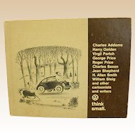 Intriguing 1967 Book Published to Market the Volkswagen Beetle to the US Market
