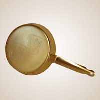 Miniature Commemorative West Bend Skillet 50th Anniversary
