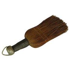 Interesting Old Ox Fibre Brush Co. Whisk Broom
