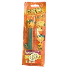 Peanuts' Charlie Brown Pez with Candy