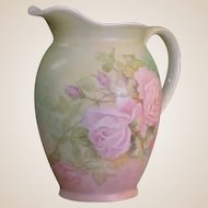 Lovely Hand painted Porcelain Milk Pitcher