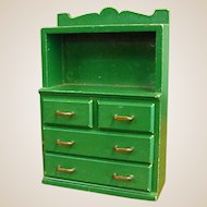Cute Epoch Brand Dollhouse Chest/Cabinet