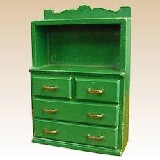 Cute Epoch Brand Dollhouse Chest/Cabinet