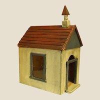 Sweet Handmade Schoolhouse or Church