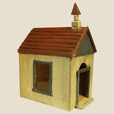 Sweet Handmade Schoolhouse or Church