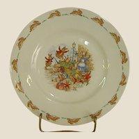 Royal Doulton Bunnykins Salad Plate