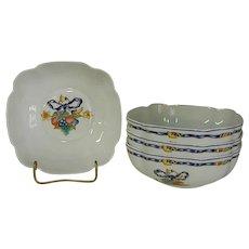 Highly Collectible Bernardaud Borghese Large Cereal/Soup Bowl