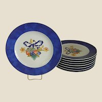 Highly Collectible Bernardaud Borghese Bread Plates