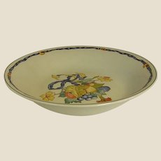 Highly Collectible Bernardaud Borghese Round Vegetable Bowl