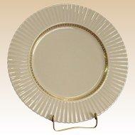 Elegant Lenox Cretan Bread Plates