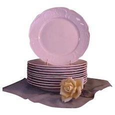Vintage Rosenthal Sans Souci Ivory Color Dinner Plates - Red Tag Sale Item