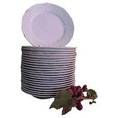 Vintage Rosenthal Sans Souci Ivory Color Salad Plates - Red Tag Sale Item