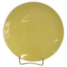Russel Wright Yellow Casual China Salad Plates by Iroquois China Co.