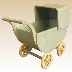 Darling Little Renwal Doll Buggy Stroller