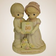 1995 Precious Moments 50th Anniversary