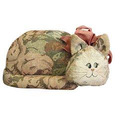 Cute Tapestry Cat