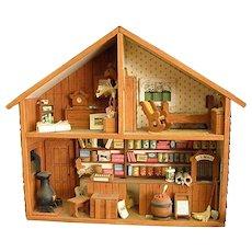 Charming Miniature General Store Diorama