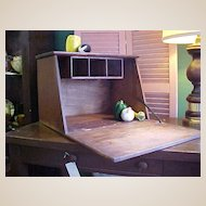 Homespun Vintage Portable Desk