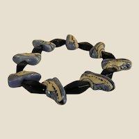 Fun Porcelain Running Shoes Bracelet
