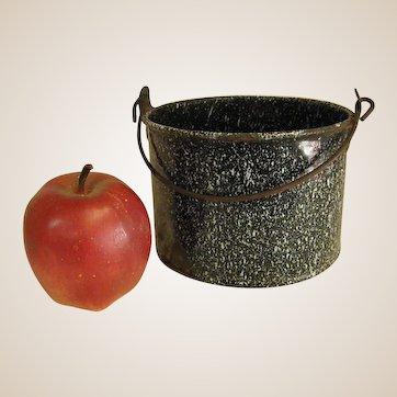 Sweet Graniteware Pail